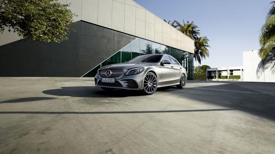 Mercedes-Benz C-Klasse Limousine Facelift 2018