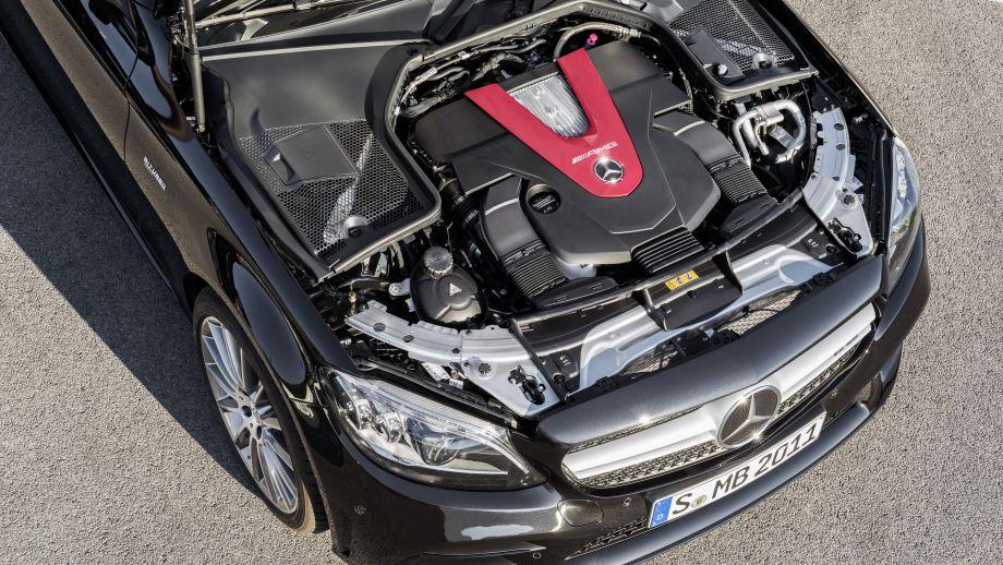 Mercedes-AMG C 43 4MATIC Limousine Motor V6 Biturbo