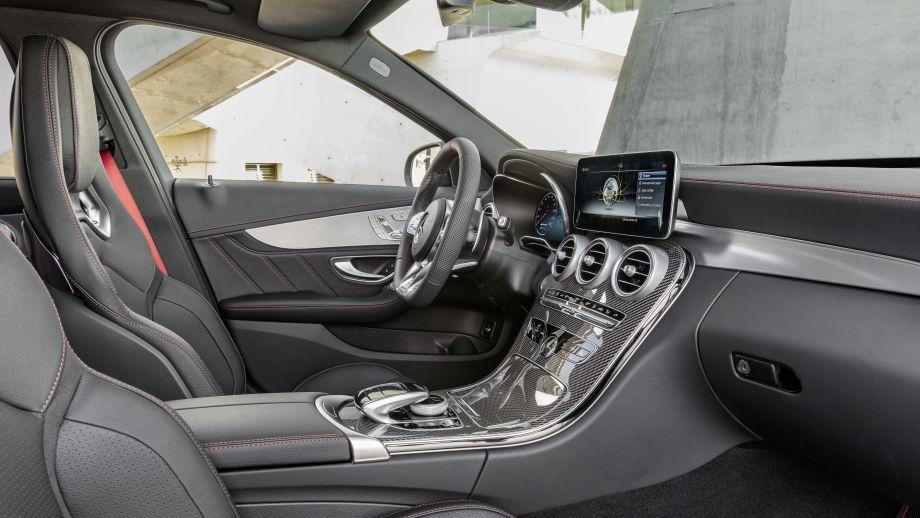 Mercedes-AMG C 43 4MATIC Limousine Interieur Facelift