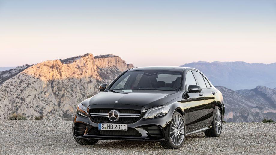 Mercedes-AMG C 43 4MATIC Limousine Front Facelift