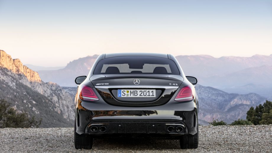 Mercedes-AMG C 43 4MATIC Limousine Heck