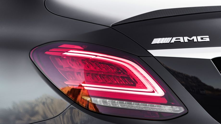 Mercedes-AMG C 43 4MATIC Limousine Rücklicht