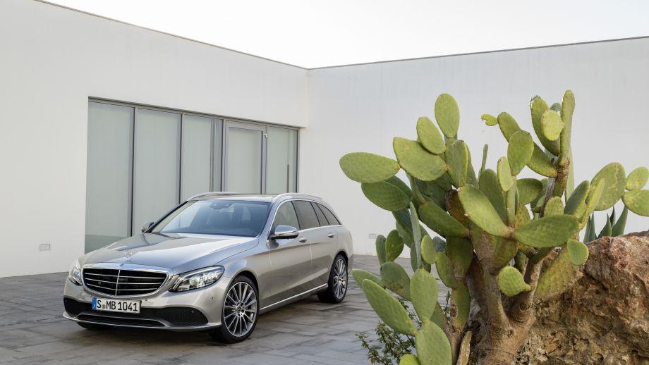 Mercedes-Benz C-Klasse T-Modell Kombi 2018 Facelift
