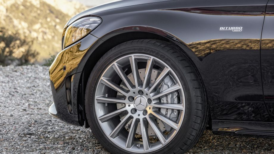 Mercedes-AMG C 43 4MATIC T-Modell Facelift 2018 Felge