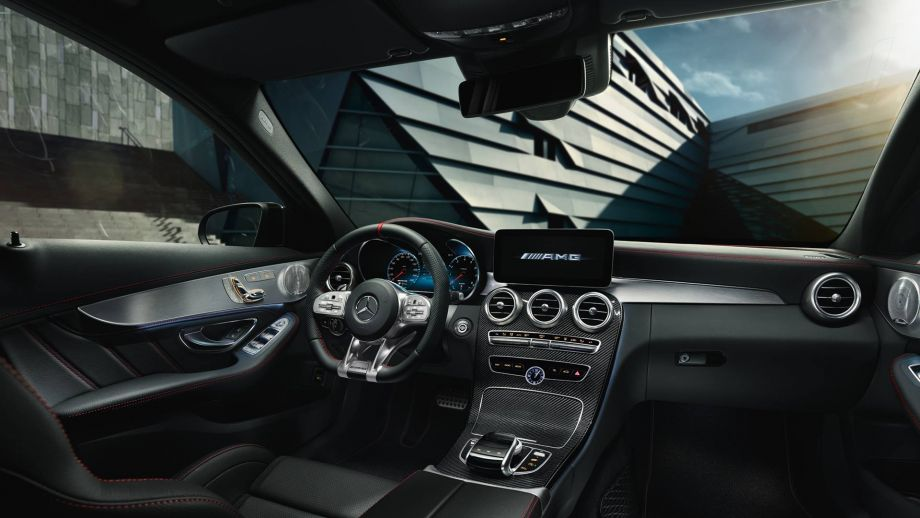 Mercedes-AMG C 43 4MATIC T-Modell Facelift 2018 Interieur