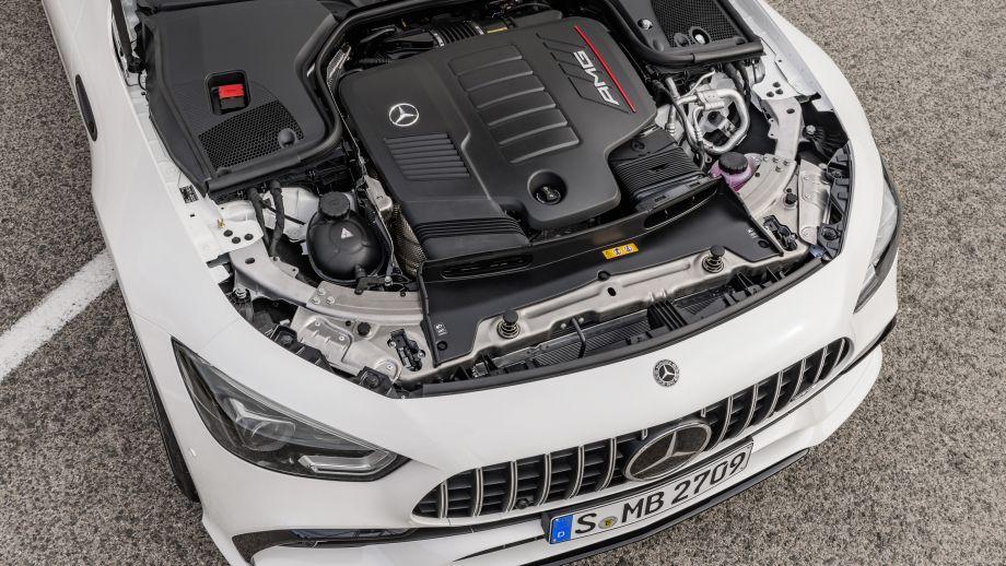 Mercedes-AMG GT 4-Türer Coupé GT 53 4MATIC 3.0 R6 EQ-Boost