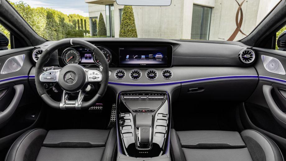 Mercedes-AMG GT 4-Türer Coupé GT 53 4MATIC Cockpit
