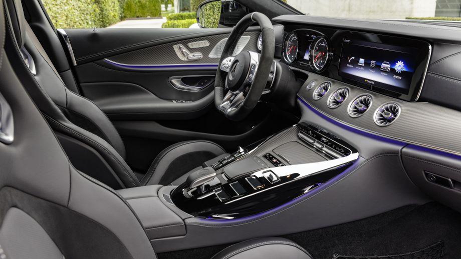 Mercedes-AMG GT 4-Türer Coupé GT 53 Interieur