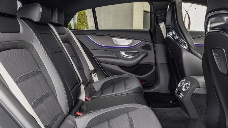 Mercedes-AMG GT 4-Türer Coupé GT 53 4MATIC+ Rücksitze