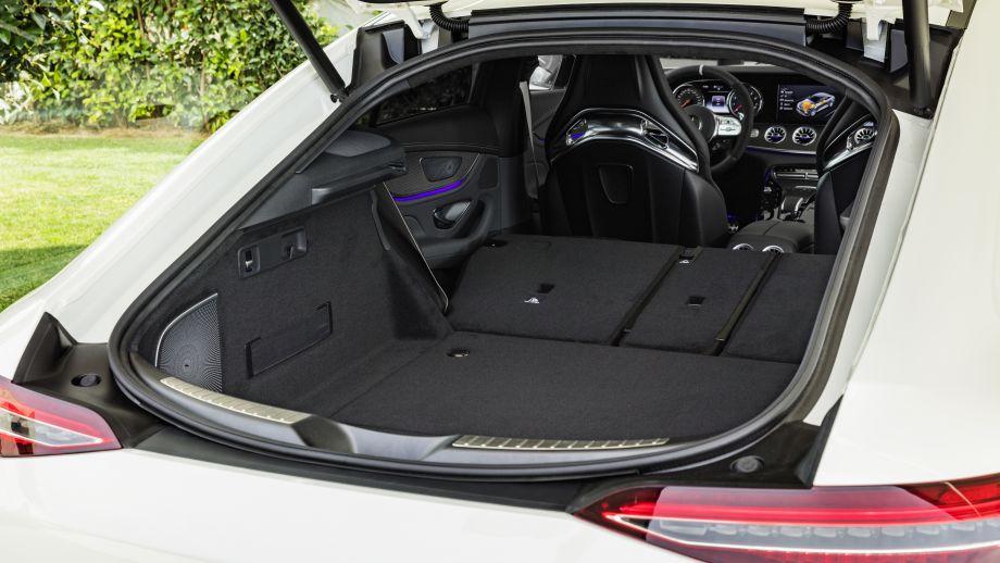 Mercedes-AMG GT 4-Türer Coupé GT 53 4MATIC Kofferraum