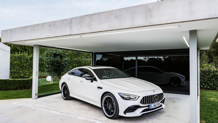 Mercedes-AMG GT 4-Türer Coupé GT 53 4MATIC Front