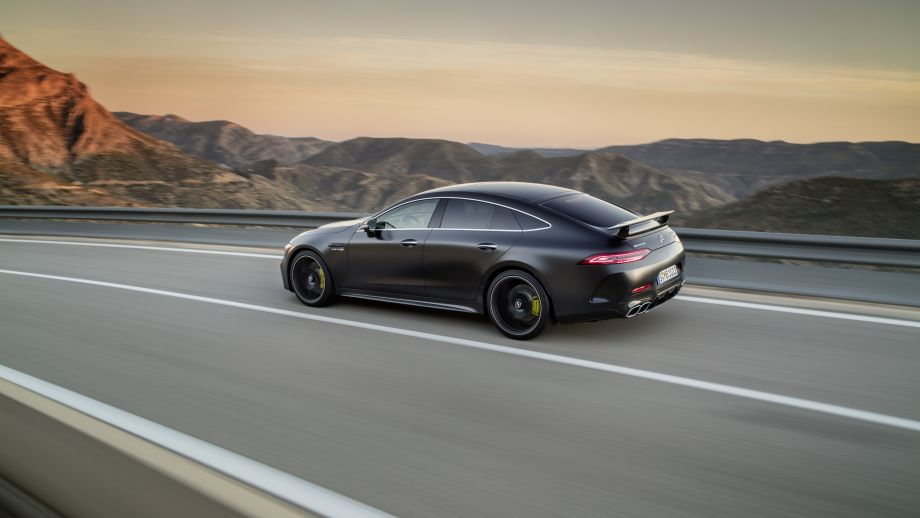 Mercedes-AMG GT 63 S 4MATIC+ Panorama