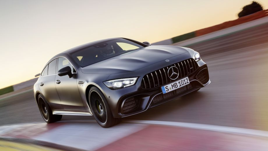 Mercedes-AMG GT 63 S 4MATIC+ Front
