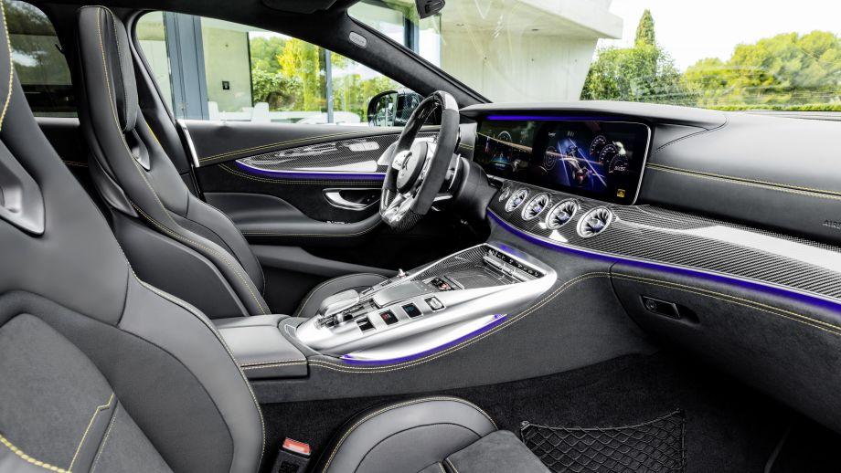 Mercedes-AMG GT 63 S 4MATIC+ Interieur