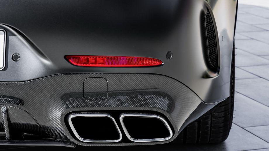 Mercedes-AMG GT 63 S 4MATIC+ Abgasanlage