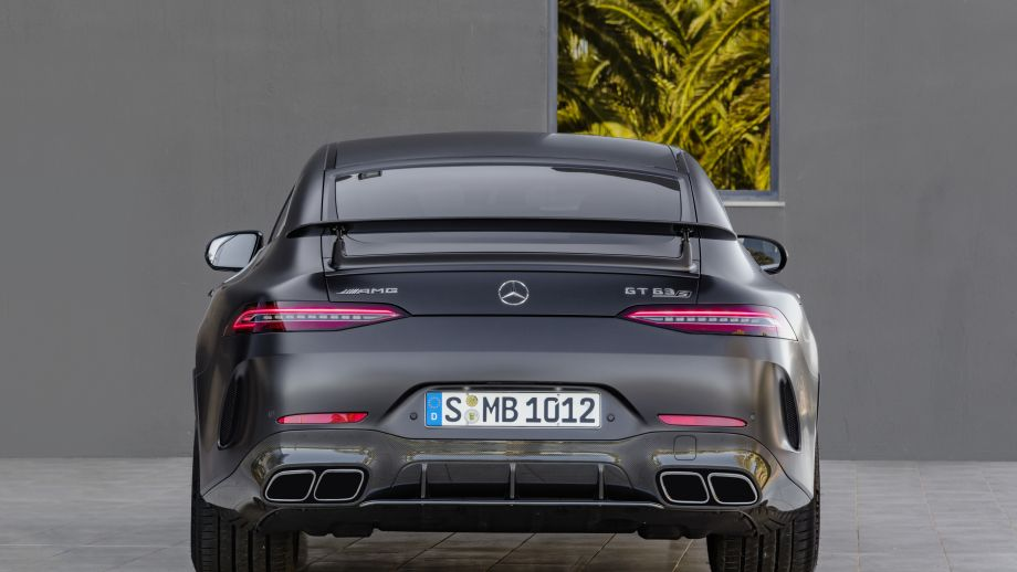 Mercedes-AMG GT 63 S 4MATIC+ Heck Spoiler