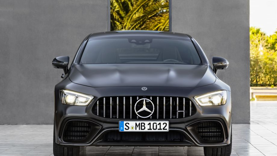Mercedes-AMG GT 63 S 4MATIC+ Front Panamericana Grill
