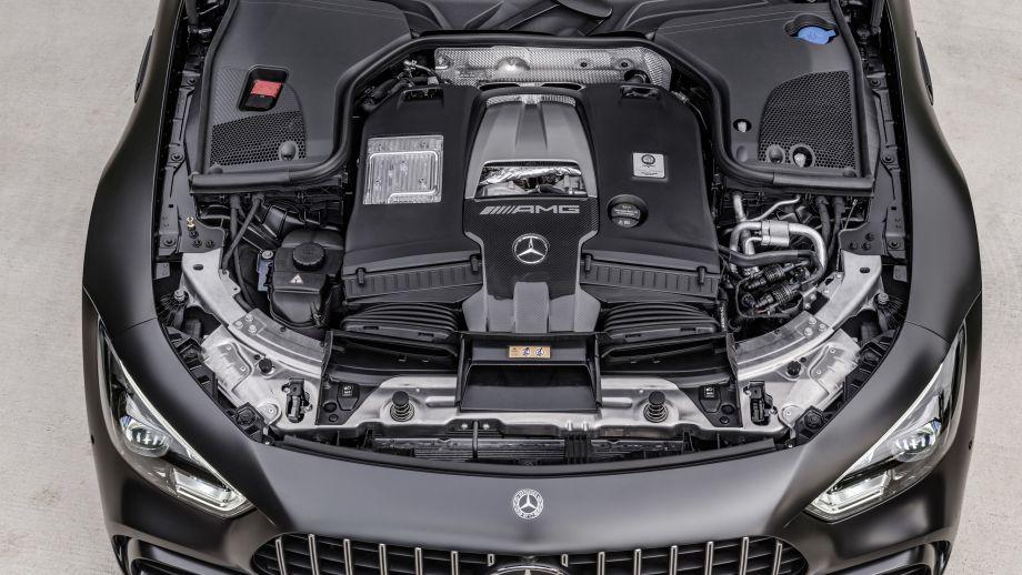 Mercedes-AMG GT 63 S 4MATIC+ 4.0 Liter Biturbo V8