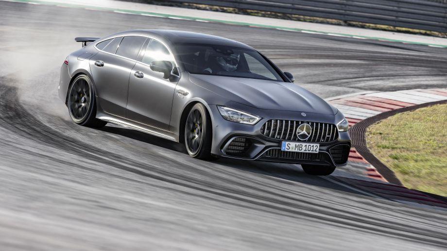 Mercedes-AMG GT 63 S 4MATIC+  Drift