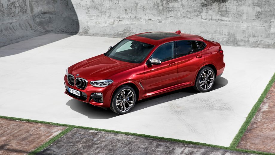 BMW X4 SAC 2018 Studio