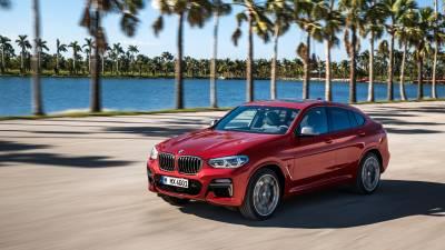 BMW X4 SAC