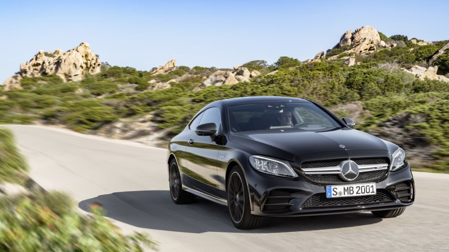 Mercedes-AMG C 43 4MATIC Coupé Facelift 2018 Front