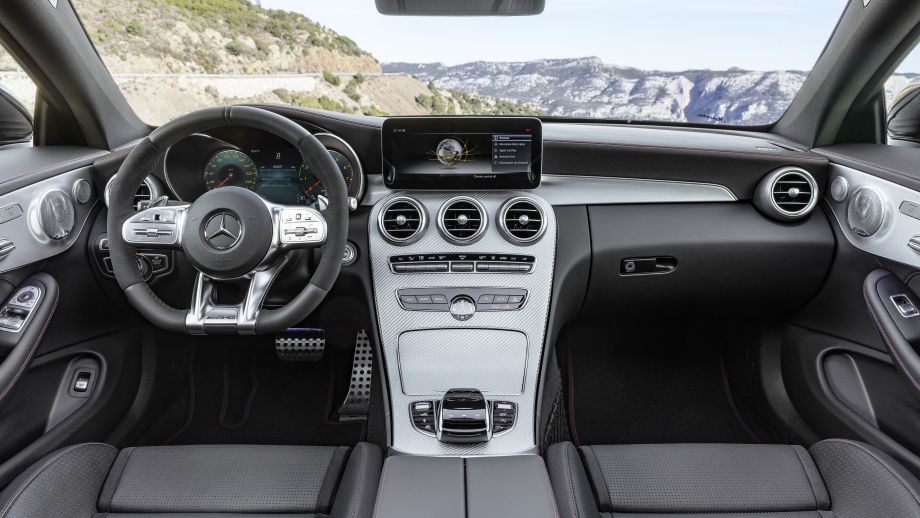 Mercedes-AMG C 43 4MATIC Coupé Facelift 2018 Interieur