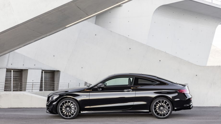 Mercedes-AMG C 43 4MATIC Coupé Facelift 2018 Seite