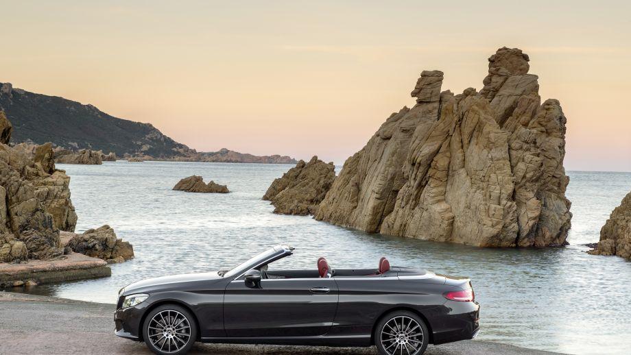 Mercedes-Benz C-Klasse Cabriolet Facelift Seite