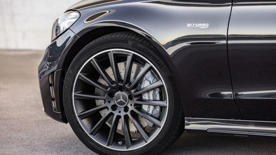 Mercedes-AMG C 43 4MATIC Cabriolet Facelift Felgen