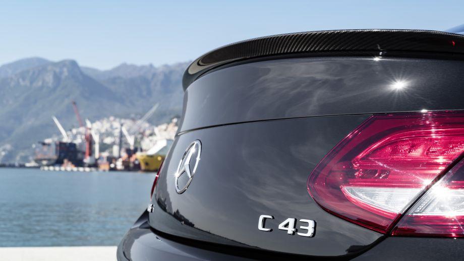 Mercedes-AMG C 43 4MATIC Cabriolet Facelift