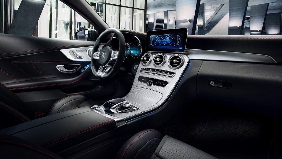 Mercedes-AMG C 43 4MATIC Cabriolet Facelift Interieur