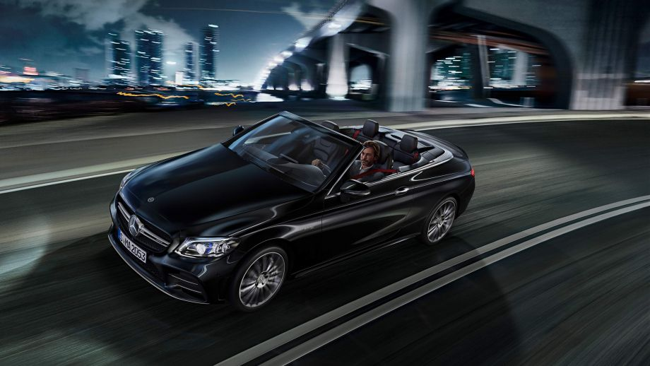 Mercedes-AMG C 43 4MATIC Cabriolet Facelift Front