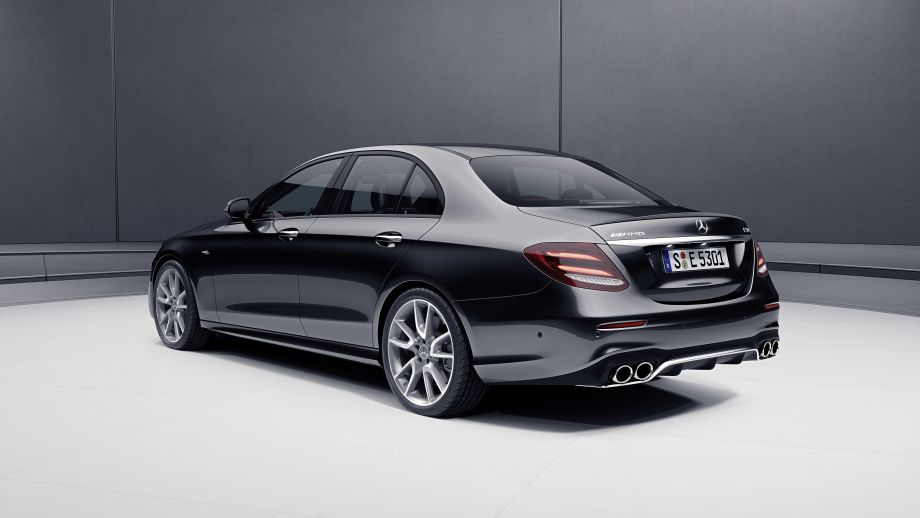 Mercedes-AMG E53 4MATIC+ Limousine Heck