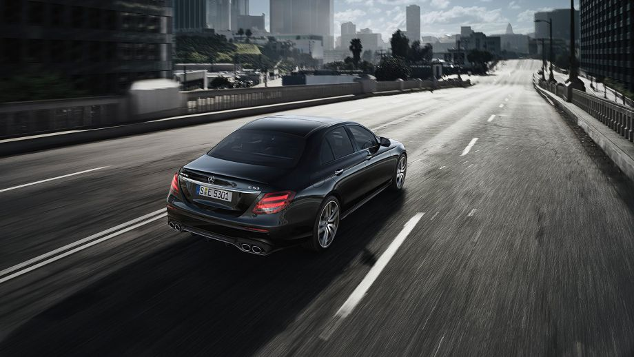 Mercedes-AMG E53 4MATIC+ Limousine Heck
