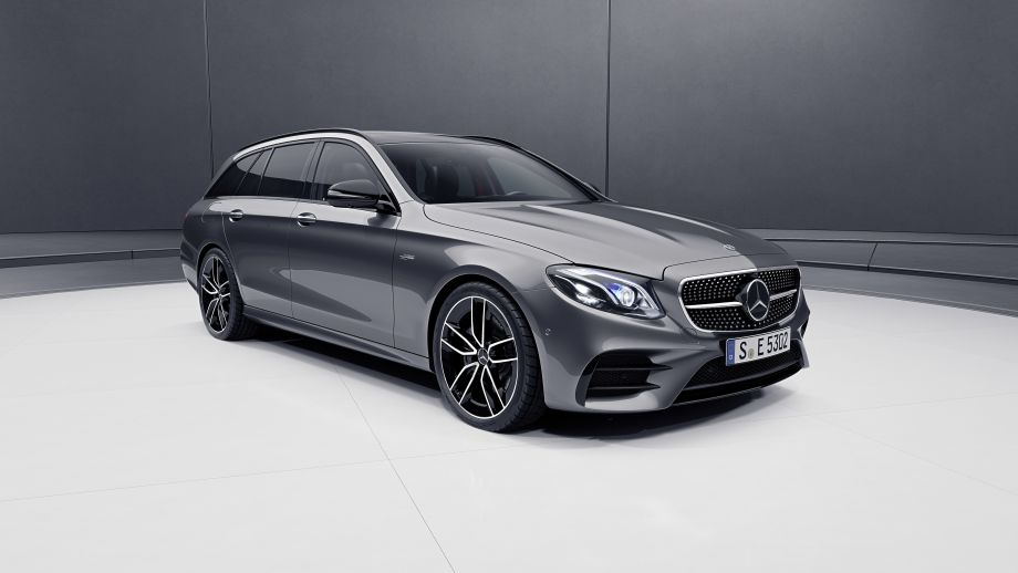 Mercedes-AMG E53 4MATIC+ T-Modell Kombi Front