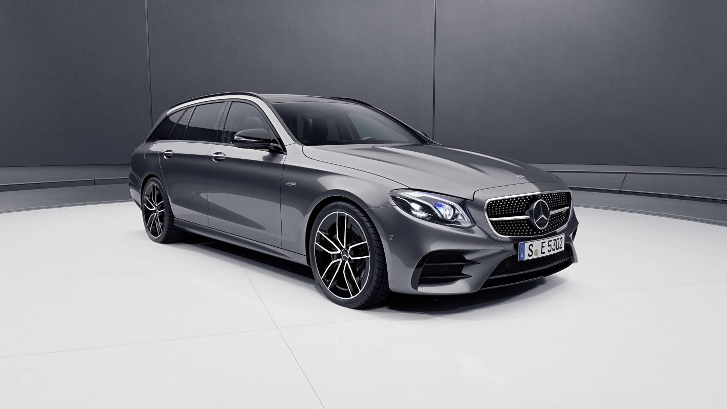 Mercedes E Amg Pictures