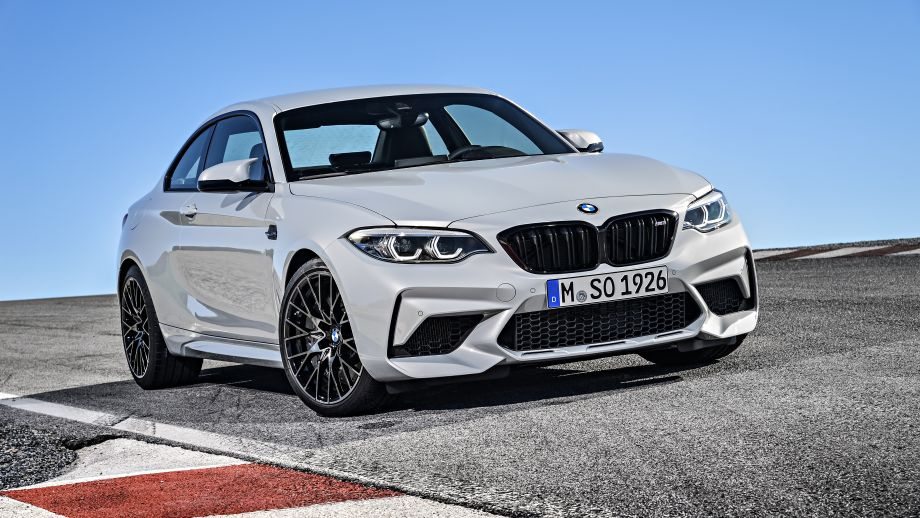 BMW M2 Competition 2018 Front