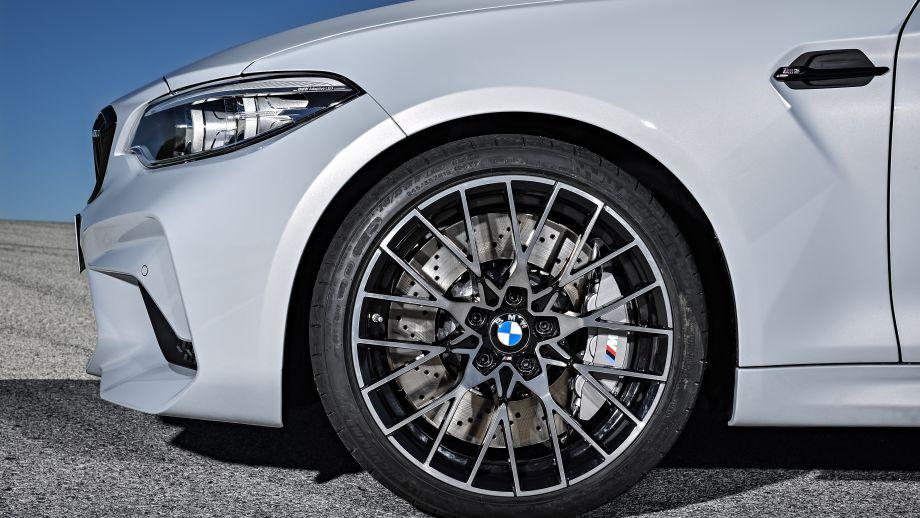 BMW M2 Competition 2018 Rad