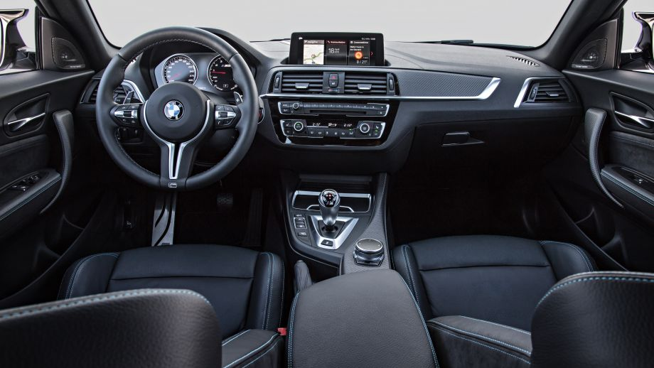 BMW M2 Competition 2018 Interieur
