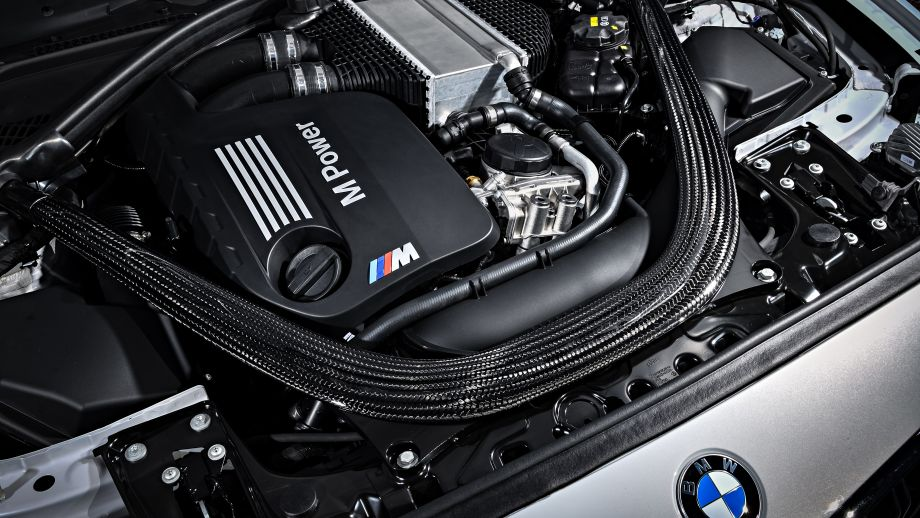 BMW M2 Competition 2018 Motor