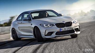 BMW 2er<br/>M2 Competition