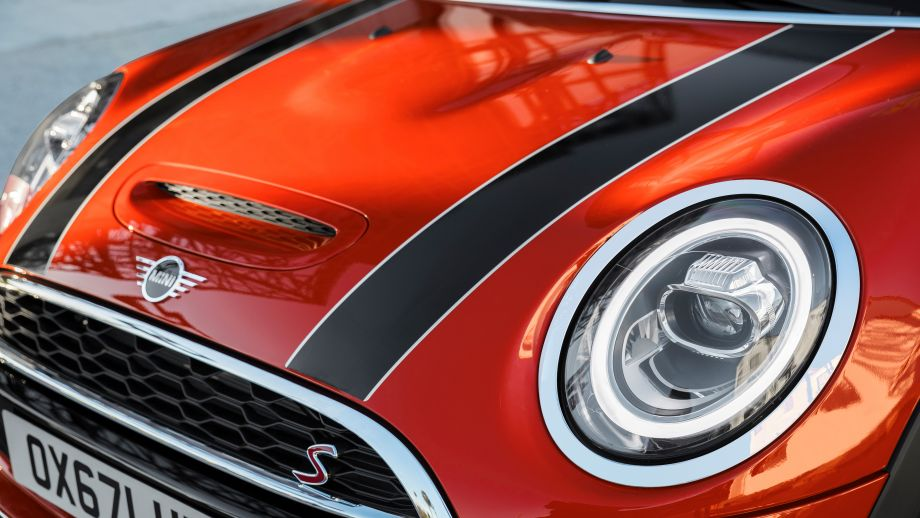 Mini 5 Door Cooper S Facelift 2015 LED Hutze