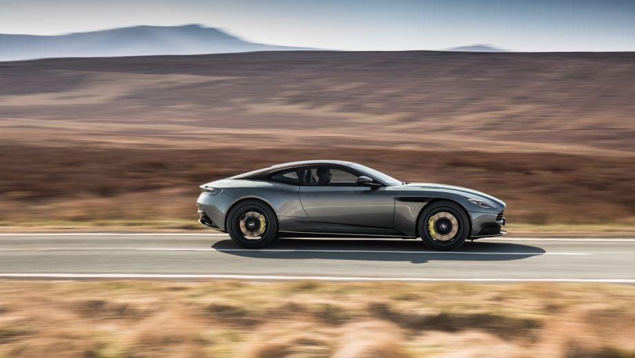Aston Martin DB11 AMR Seite