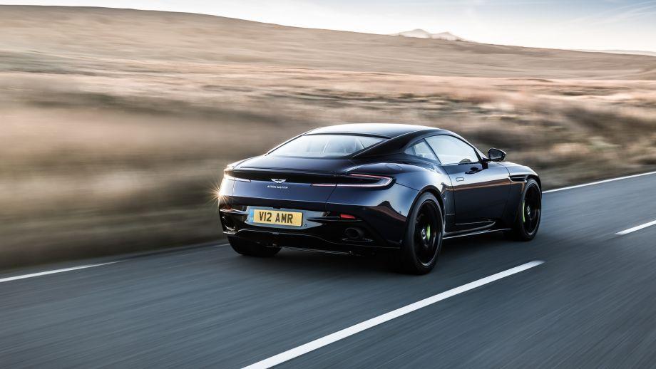 Aston Martin DB11 AMR Heckansicht