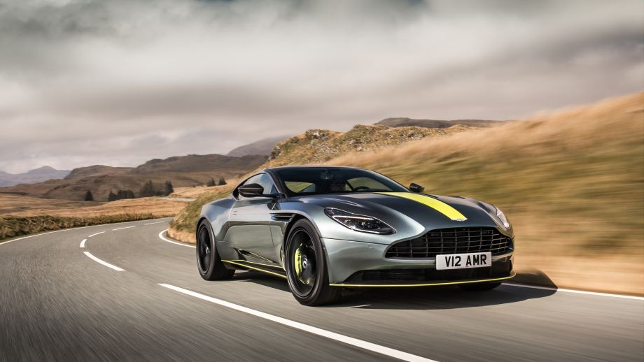 Aston Martin DB11 AMR dynamisch
