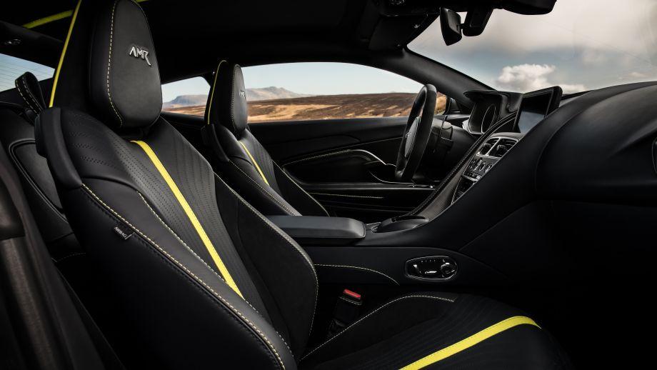 Aston Martin DB11 AMR Interieur
