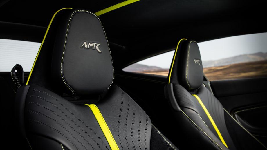Aston Martin DB11 AMR Sitze