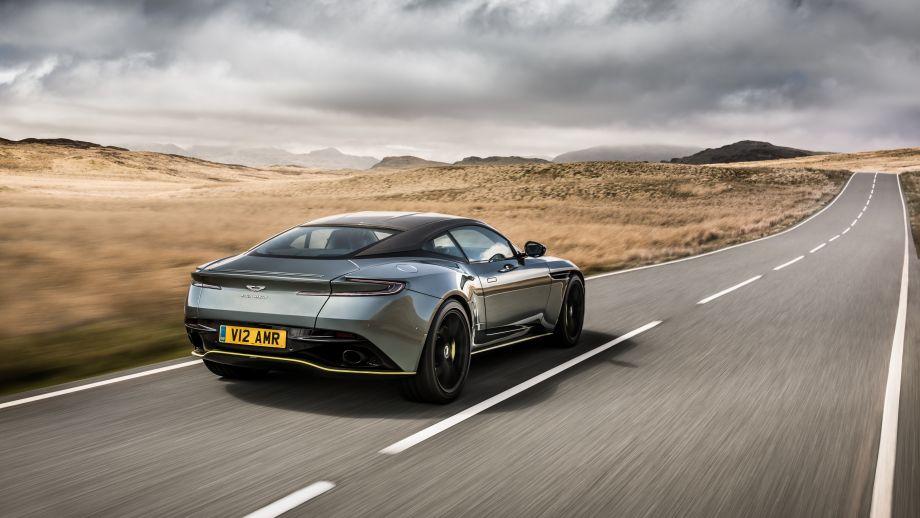 Aston Martin DB11 AMR Heck