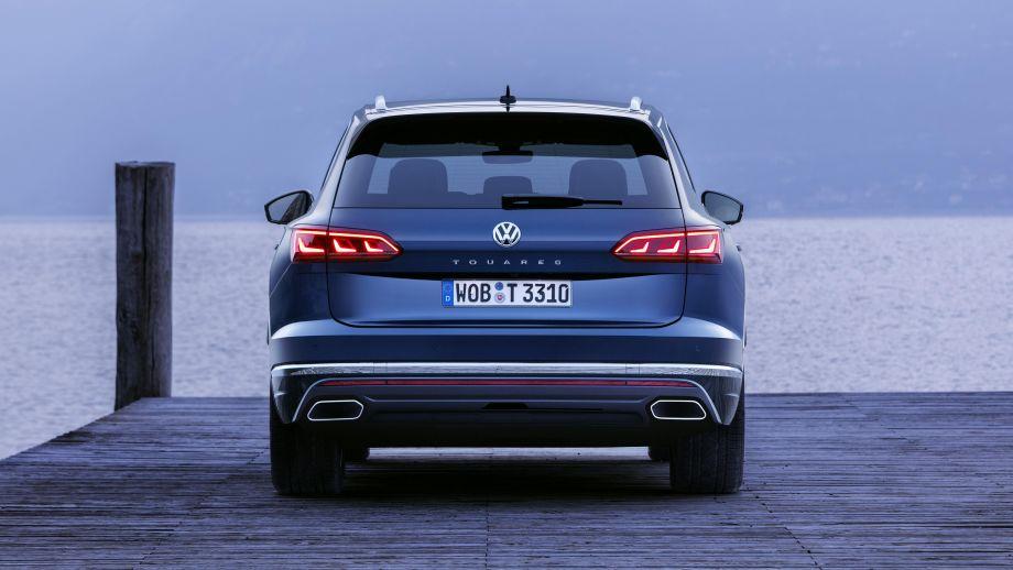 VW Touareg 2018 Elegance